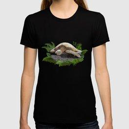 Hawaiian Honu - Sea Turtle T-shirt