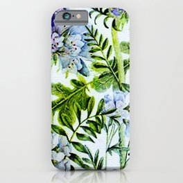 un air de campagne iPhone Case