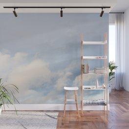 Clouds in November 5 Wall Mural