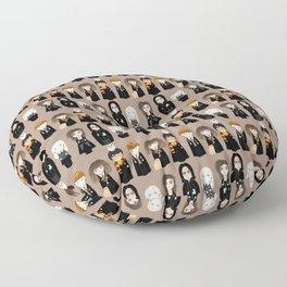 Kokeshis HP Floor Pillow