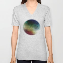 Dwell V2 House Colors Unisex V-Neck