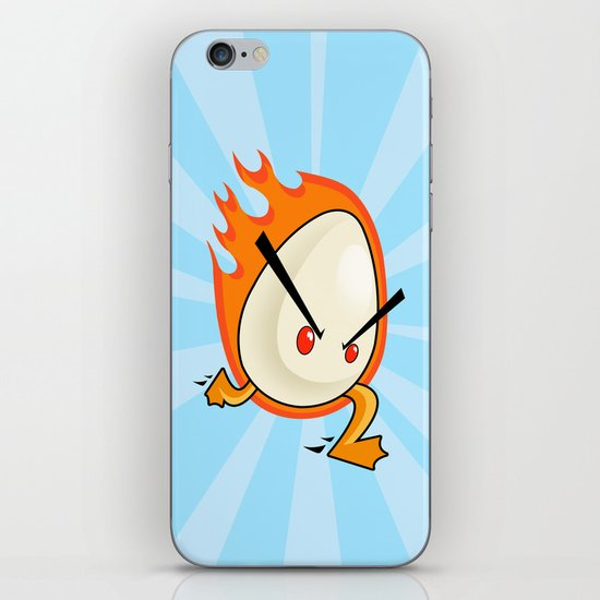 EggFury iPhone & iPod Skin