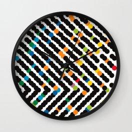 ARROW - dots Wall Clock