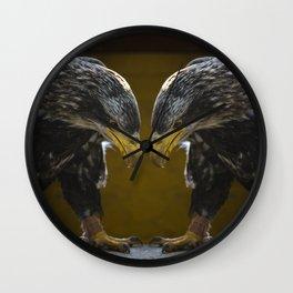 Eagles Wall Clock