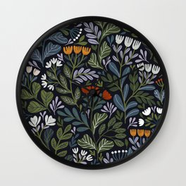 Month of May Wall Clock