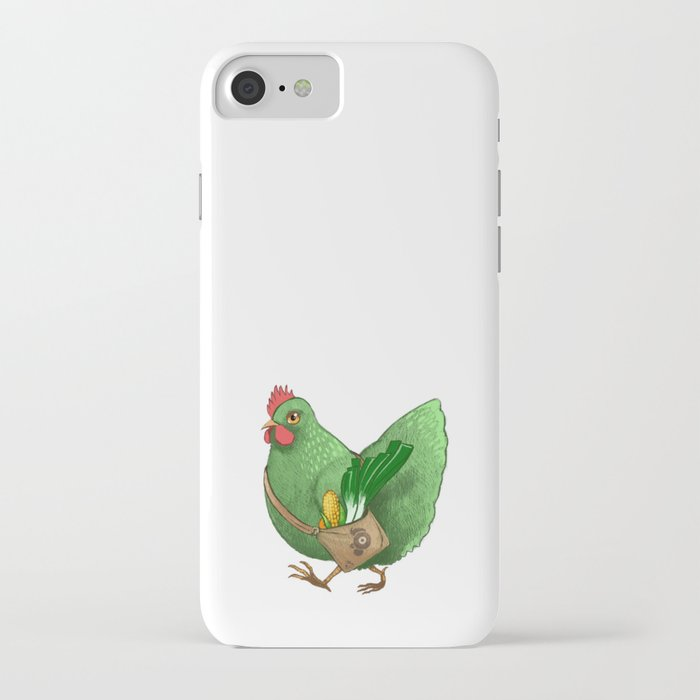 poupoule iphone case