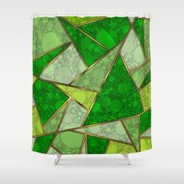 Inlaid 2 Shower Curtain