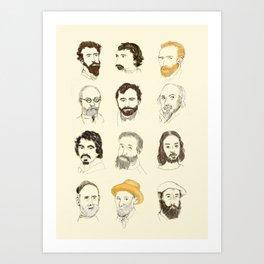 Painters & Co. Art Print