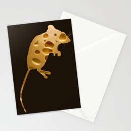 Mr. Cheese Stationery Cards