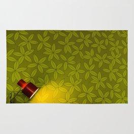 Wallpaper Rug