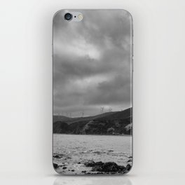Makara Wind Turbines iPhone Skin