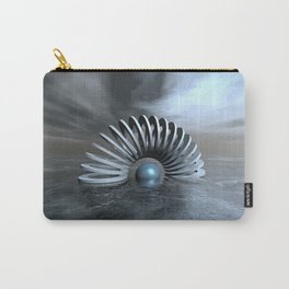 Surreal Frozen Sea Carry-All Pouch