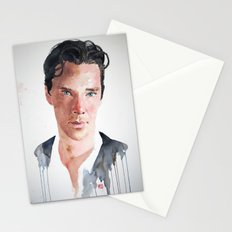 Sherlock, Benedict Cumberbatch Stationery Cards