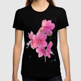 Rhododendron albrechtii T-shirt