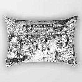 Balls Rectangular Pillow