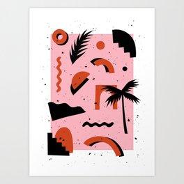 Juli I Art Print