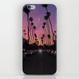 LA Vibes iPhone Skin