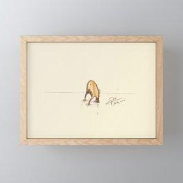 #coffeemonsters 66 Framed Mini Art Print