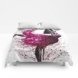 Ballet Wines Comforters