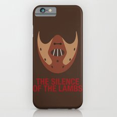 THE SILENCE OF THE LAMBS Slim Case iPhone 6s