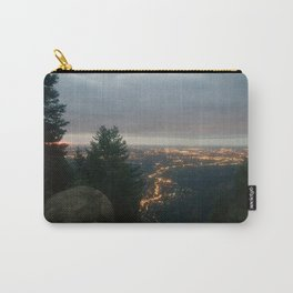Sunrise Over the City Carry-All Pouch