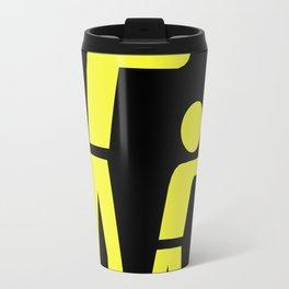 LOOK! Travel Mug