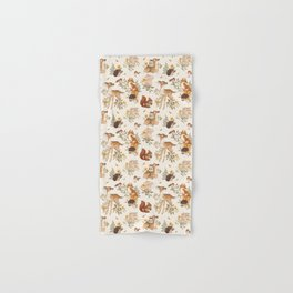 Fawn & Friends Hand & Bath Towel