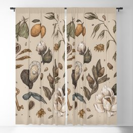 Georgia Nature Walks Blackout Curtain