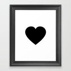 Groove Is In The Heart II Framed Art Print