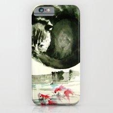 cunning cat iPhone 6s Slim Case