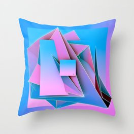 minima_OFF---1 Throw Pillow