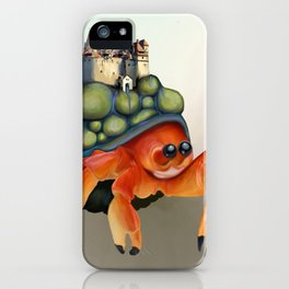 The Monarchy iPhone Case