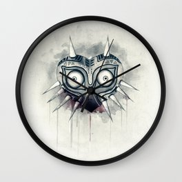 Consume Everything Wall Clock