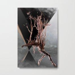 Exorcism Metal Print