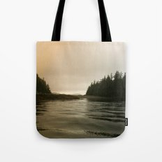 They Mysterious Island Tote Bag