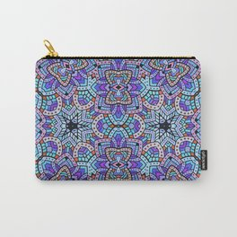 Persian kaleidoscopic Mosaic G509 Carry-All Pouch