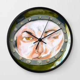 Preciosa Wall Clock