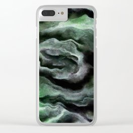 After A Storm Comes A Calm Clear iPhone Case