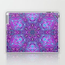 Pink, Purple, and Blue Mandala Laptop & iPad Skin