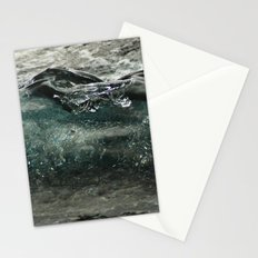 wave forming Stationery Cards