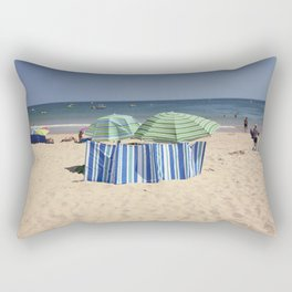 Twin Umbrella's and the Sun! Rectangular Pillow