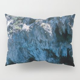 NATURE'S WONDER #4 - BLUE GROTTO #art #society6 Pillow Sham