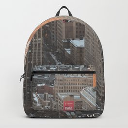Flatiron Building Backpack
