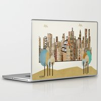 montreal Laptop & iPad Skins featuring montreal by bri.buckley