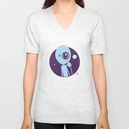All that is in you Unisex V-Neck