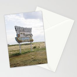 American Frontier Stationery Cards