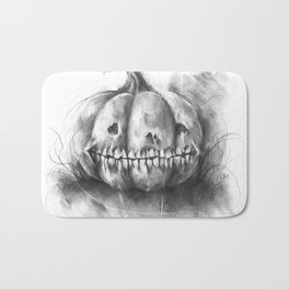 The Unnatural Gourd Bath Mat