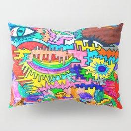 Pop Up Love Pillow Sham