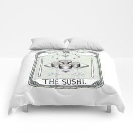 The Sushi Comforters