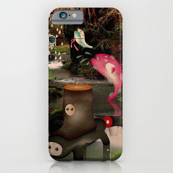 PioVRo_NeL_BosCO iPhone & iPod Case